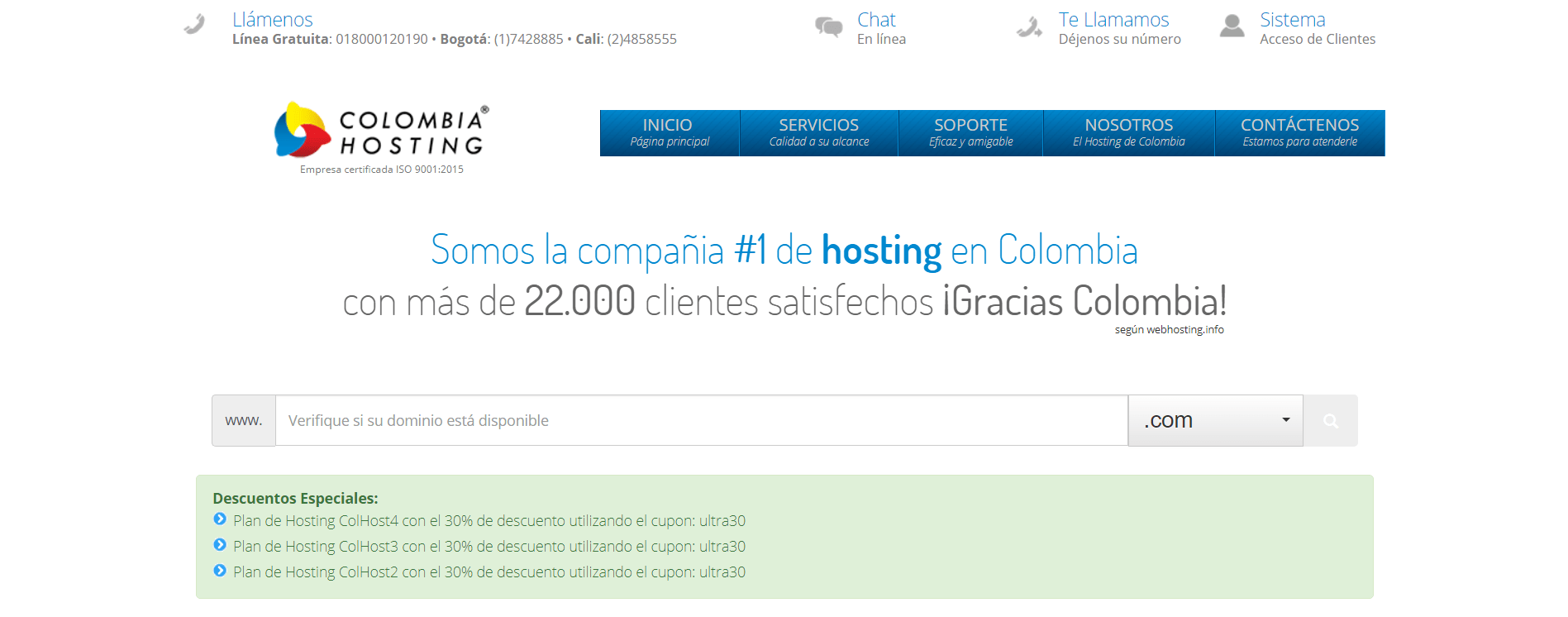 ColombiaHosting