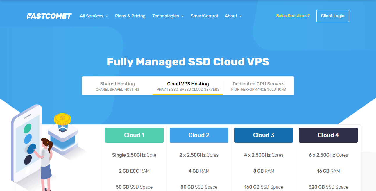 6 Best Cheap and Reliable VPS Hosting Services in 2020