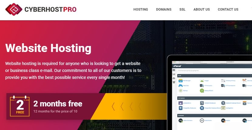 Cyber Host Pro1
