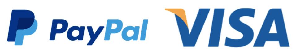 PayPal and VISA