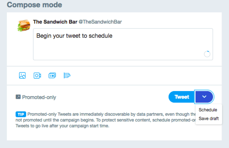 How to Schedule Twitter Posts
