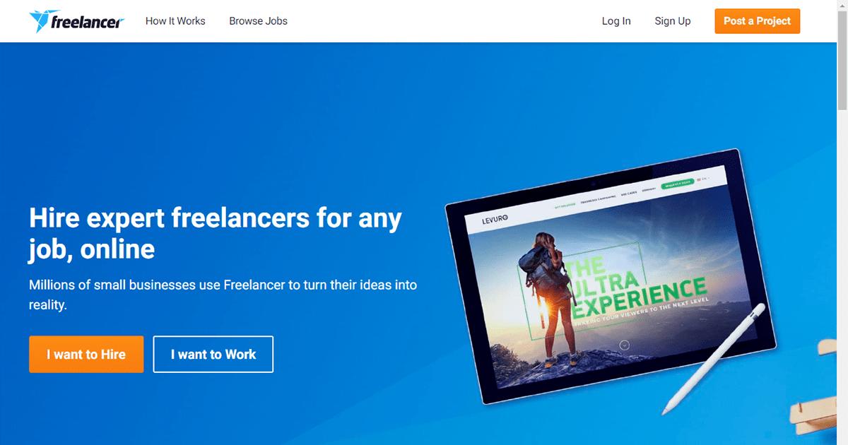 Review: Working as a Freelancer on Freelancer.com