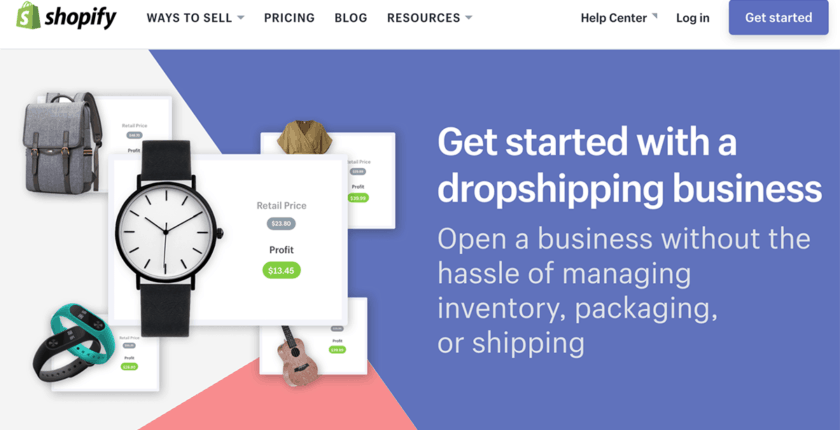 How to Set Up Drop Shipping on Shopify [2019 UPDATE]