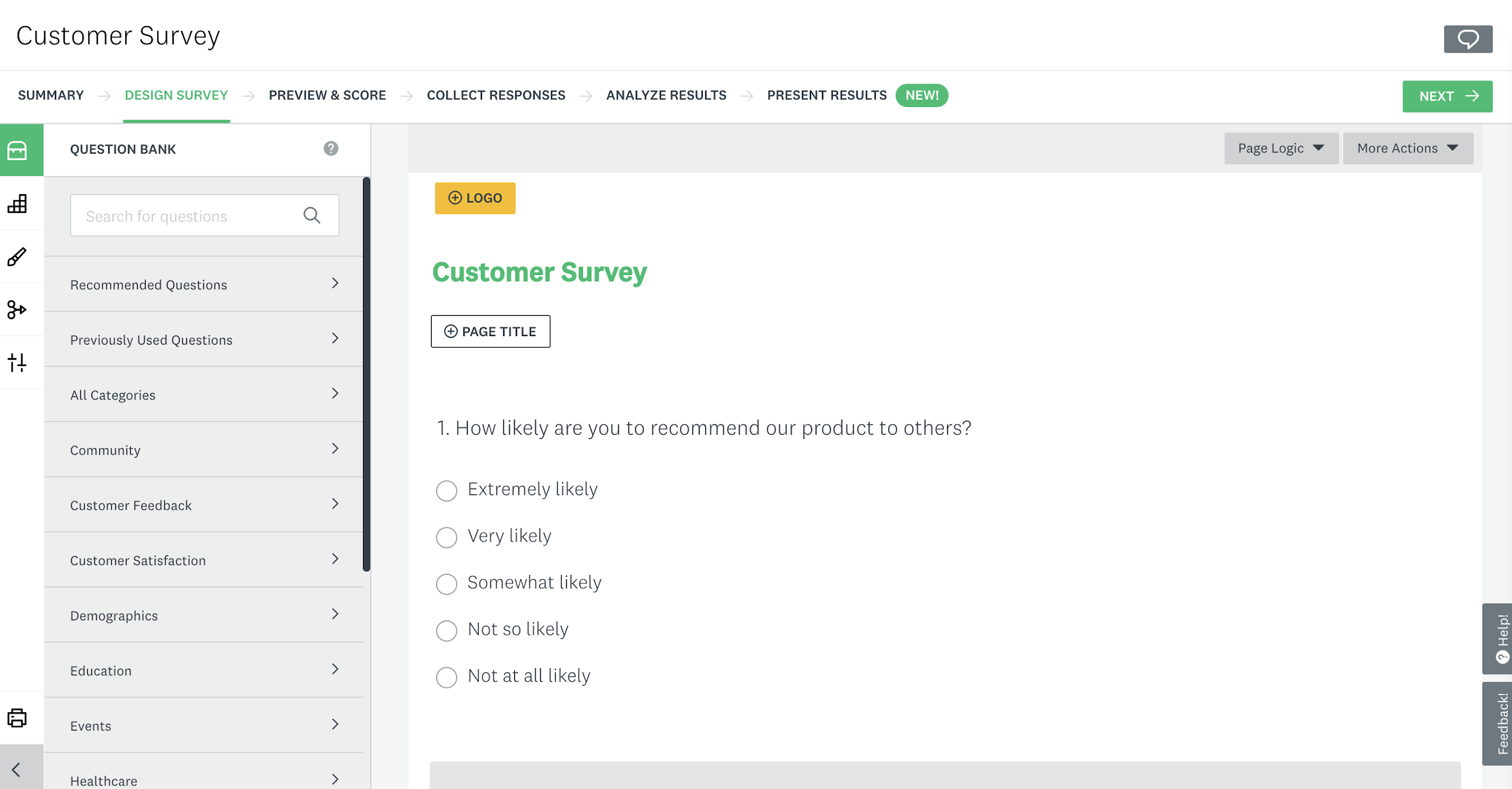 5 Best (100% FREE) Survey Tools for Businesses & Nonprofits -image2