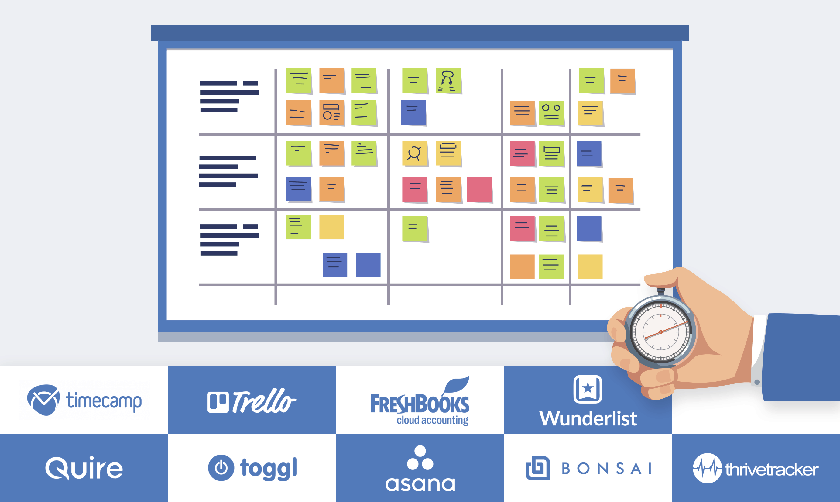 The Best Tracking and Project Management Tools for Freelancers