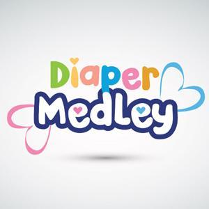 Diaper Medley Logo - DesignCrowd