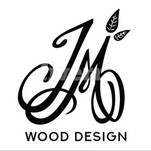 JM Wood Design Logo - Fiverr