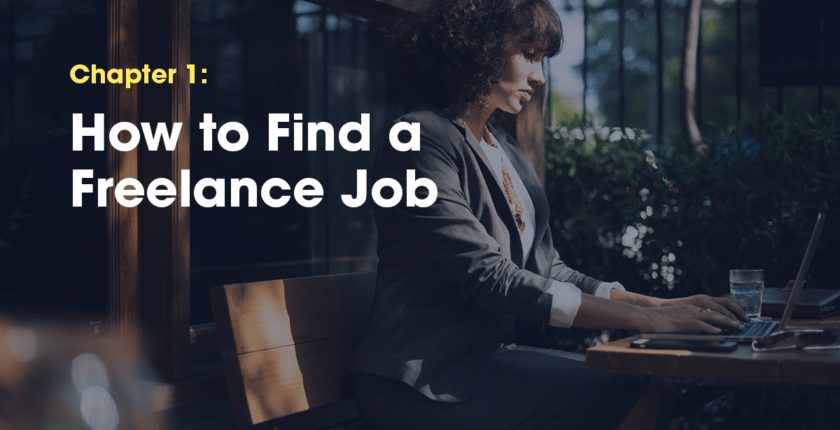 Chapter 1: Finding a Freelance Job