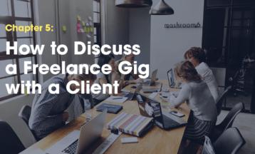 Comment parler d'un projet en freelance avec un client avant d'attaquer [Guide 2020]