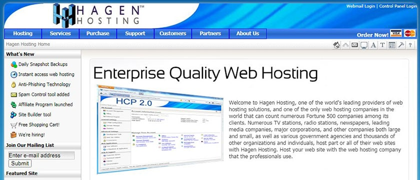 hagen-hosting-overview
