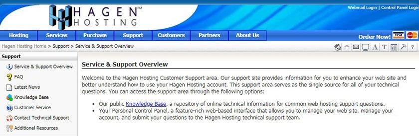 hagen-hosting-support
