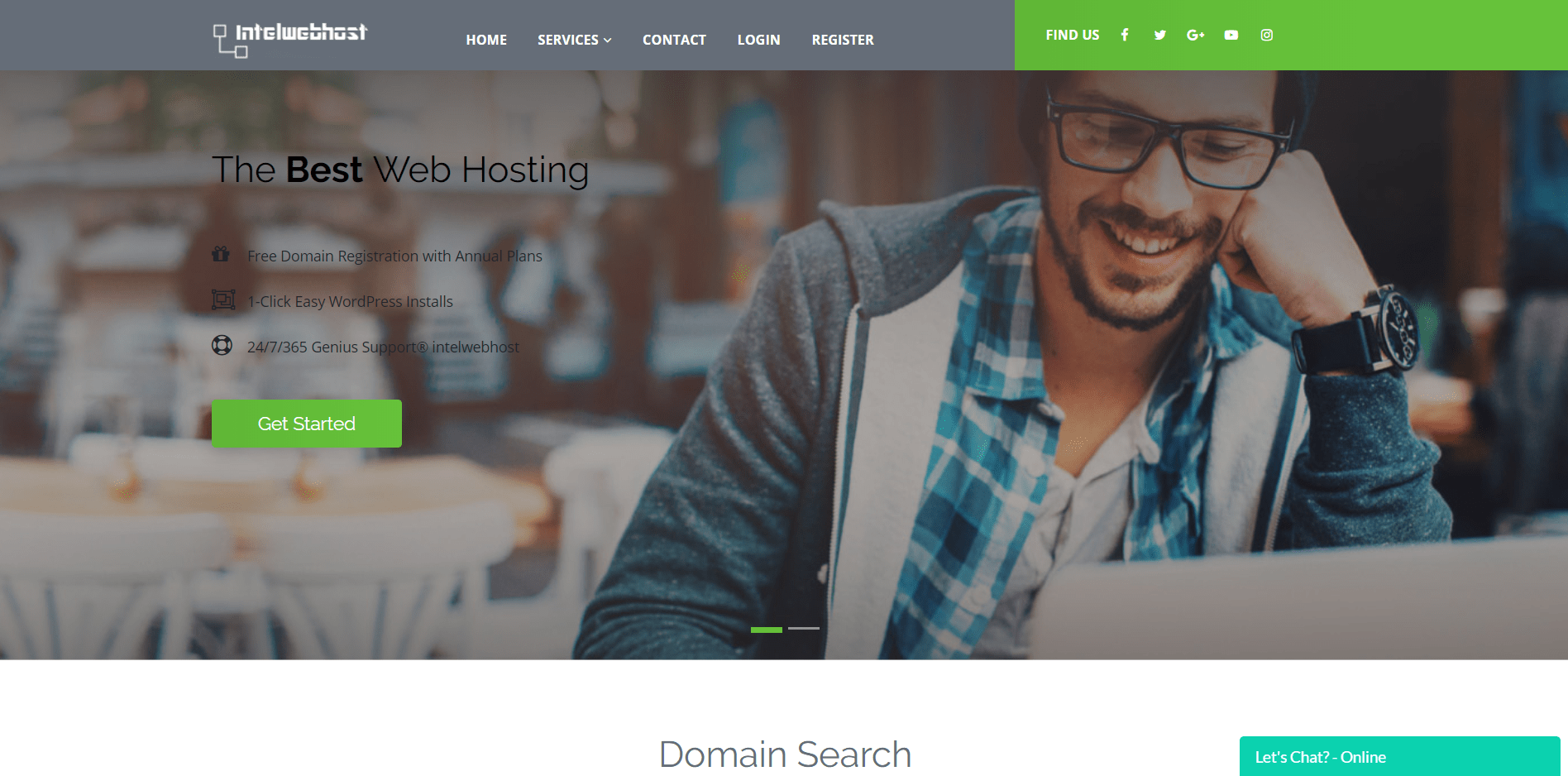 Intelwebhost