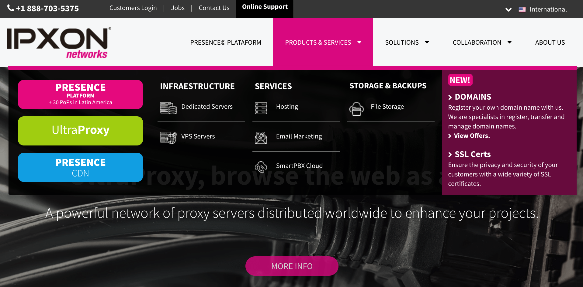 IPXON Networks