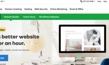 5 Things to Know about the GoDaddy Website Builder