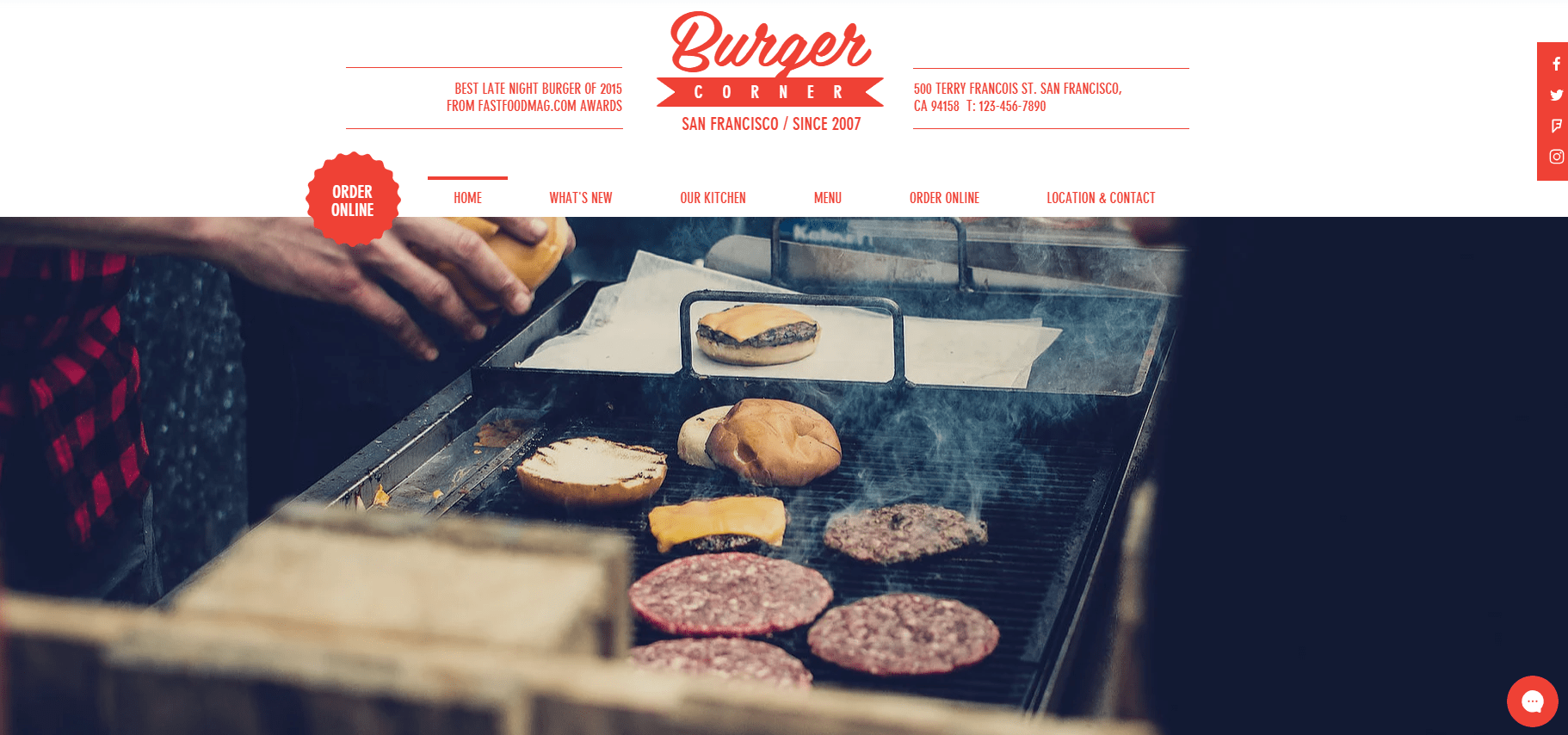 10 Best Wix Templates for Restaurants to Make Your Food Stand Out