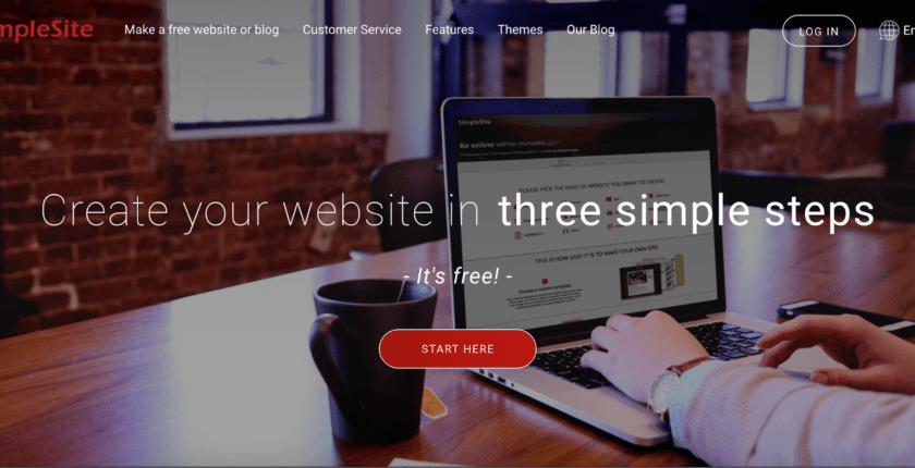 4 Things to Know Before Building Your SimpleSite Website