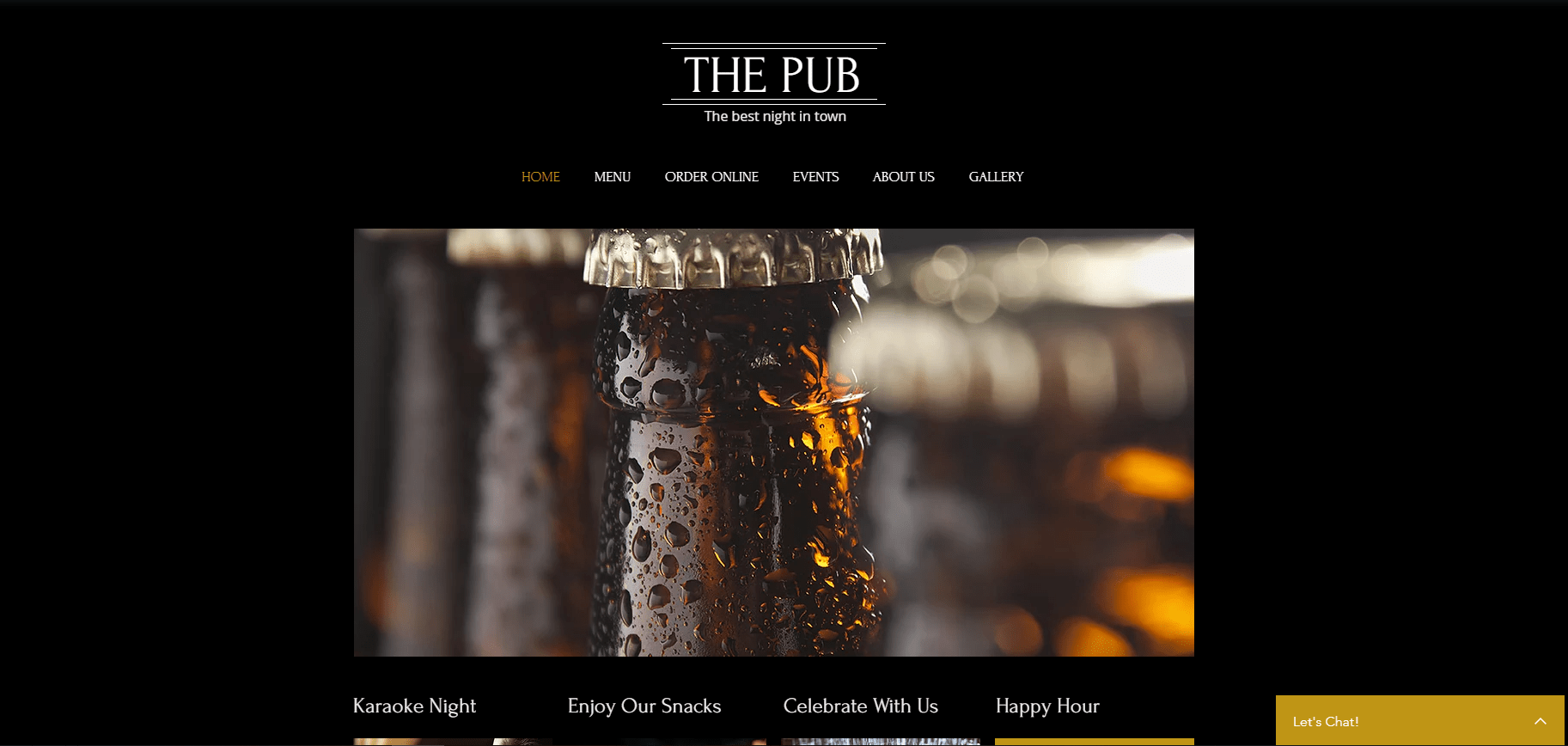 10 Best Wix Templates for Your Restaurant in 2020