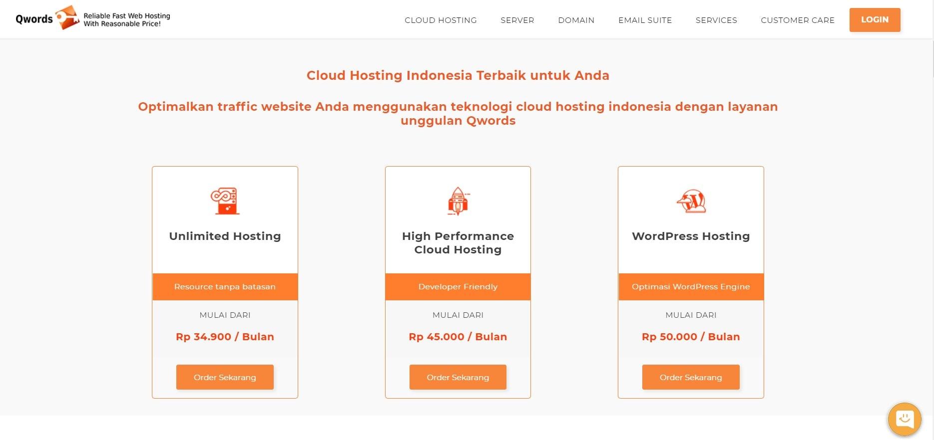 qwords hosting