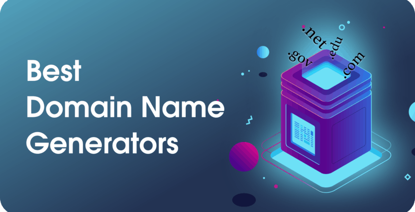 21 Best Free Short Domain Name Generators for 2019