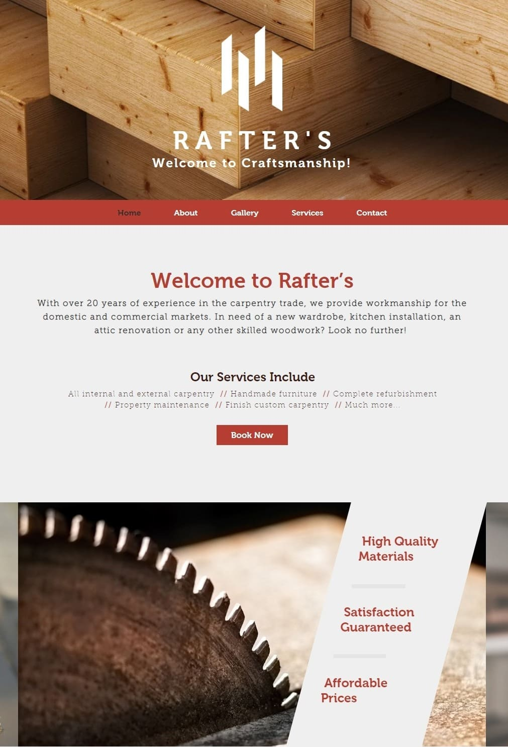 6 Best Wix Templates For Architect Websites-image6