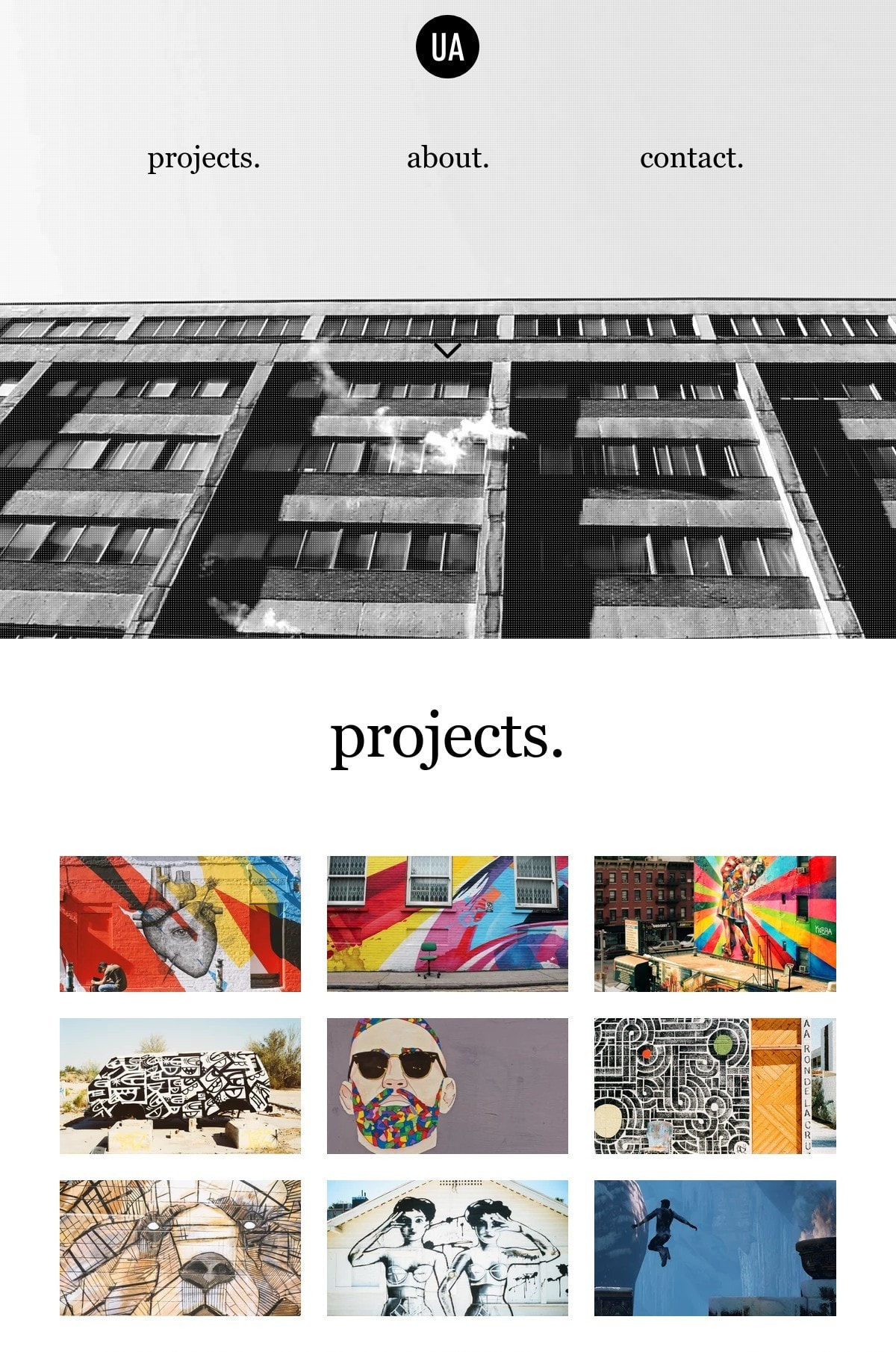 6 Best Wix Templates For Architect Websites-image8