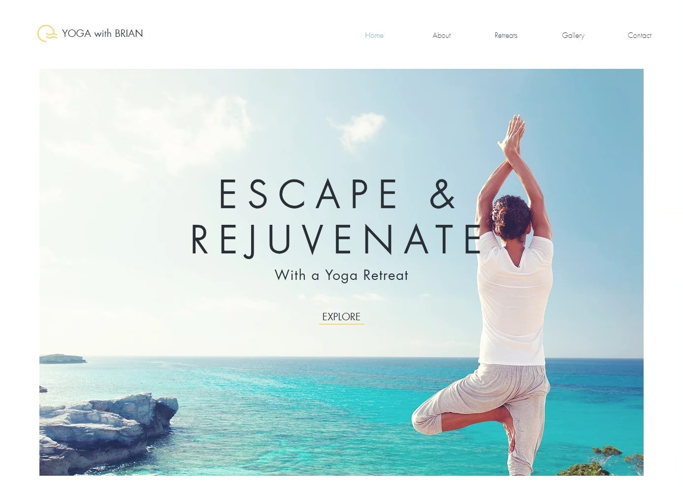6 Best Wix Templates For Health and Wellness Websites-image1