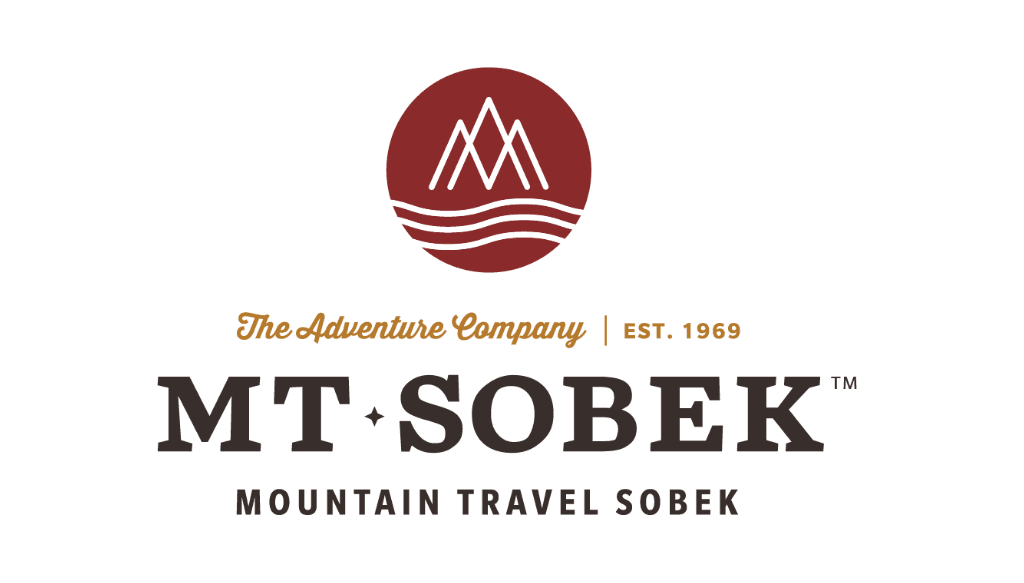 Travel Agency Logo - Mt. Sobek