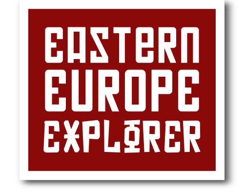 Travel Agency Logo - Eastern Europe Explorer