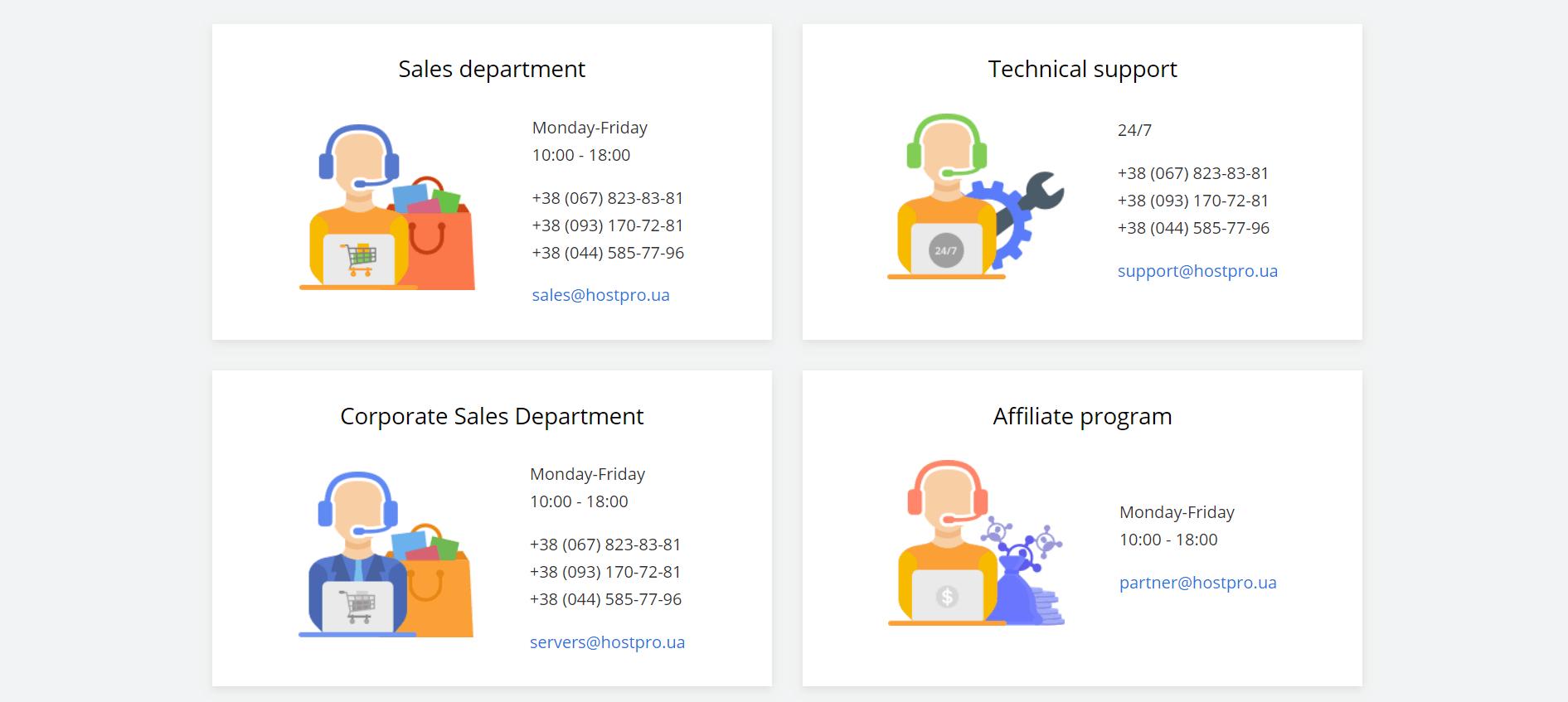 hostpro-support