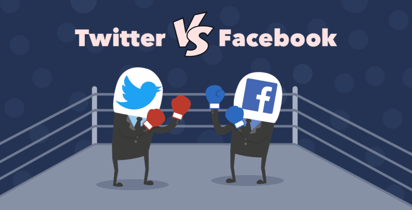 Facebook vs. Twitter: How Do They Stack Up in 2019