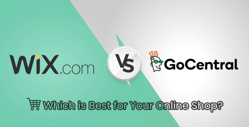 GoDaddy Store vs Wix Store – Who's Better for Ecommerce in 2019?