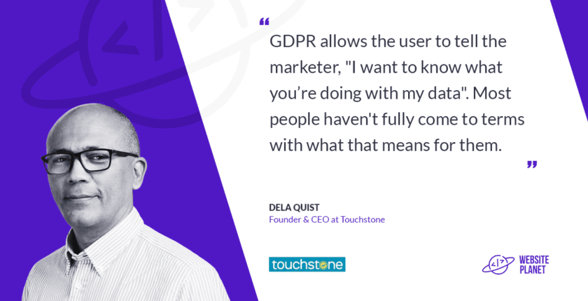 GDPR Has Made Life Easier for Email Marketers, Touchstone CEO Explains