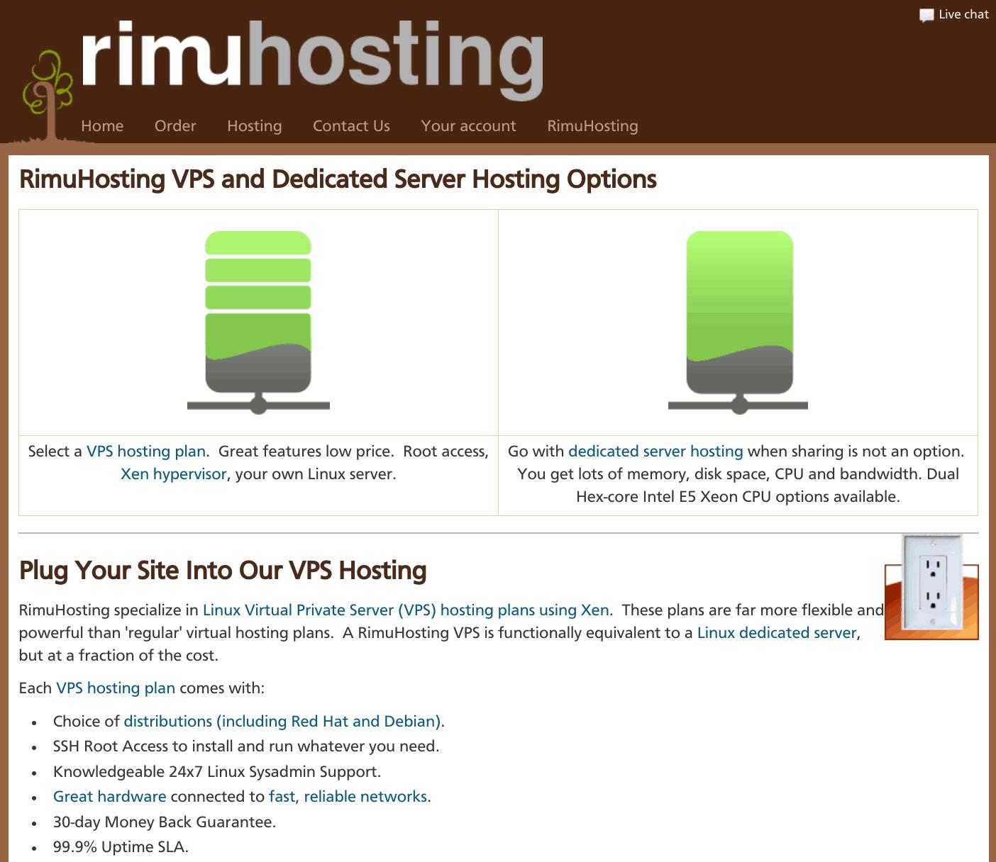 RimuHosting