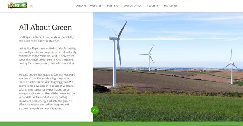 6 Best Green Web Hosting Services