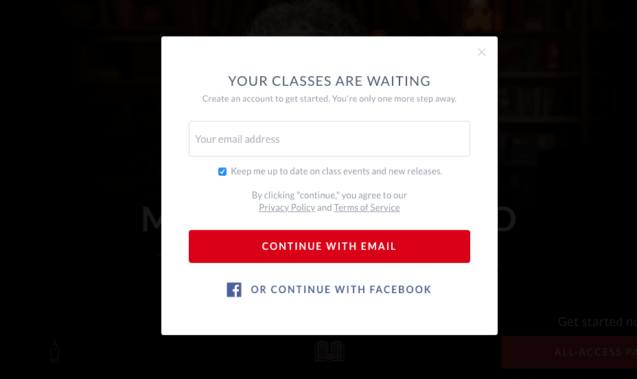 How to Create a Landing Page for Maximum Email Signup
