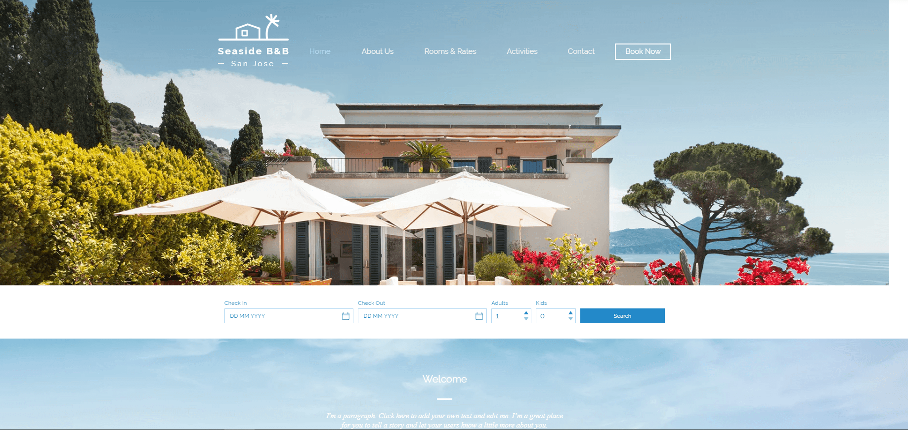 10 Best Wix Templates for Hotels & Travel Websites 2021