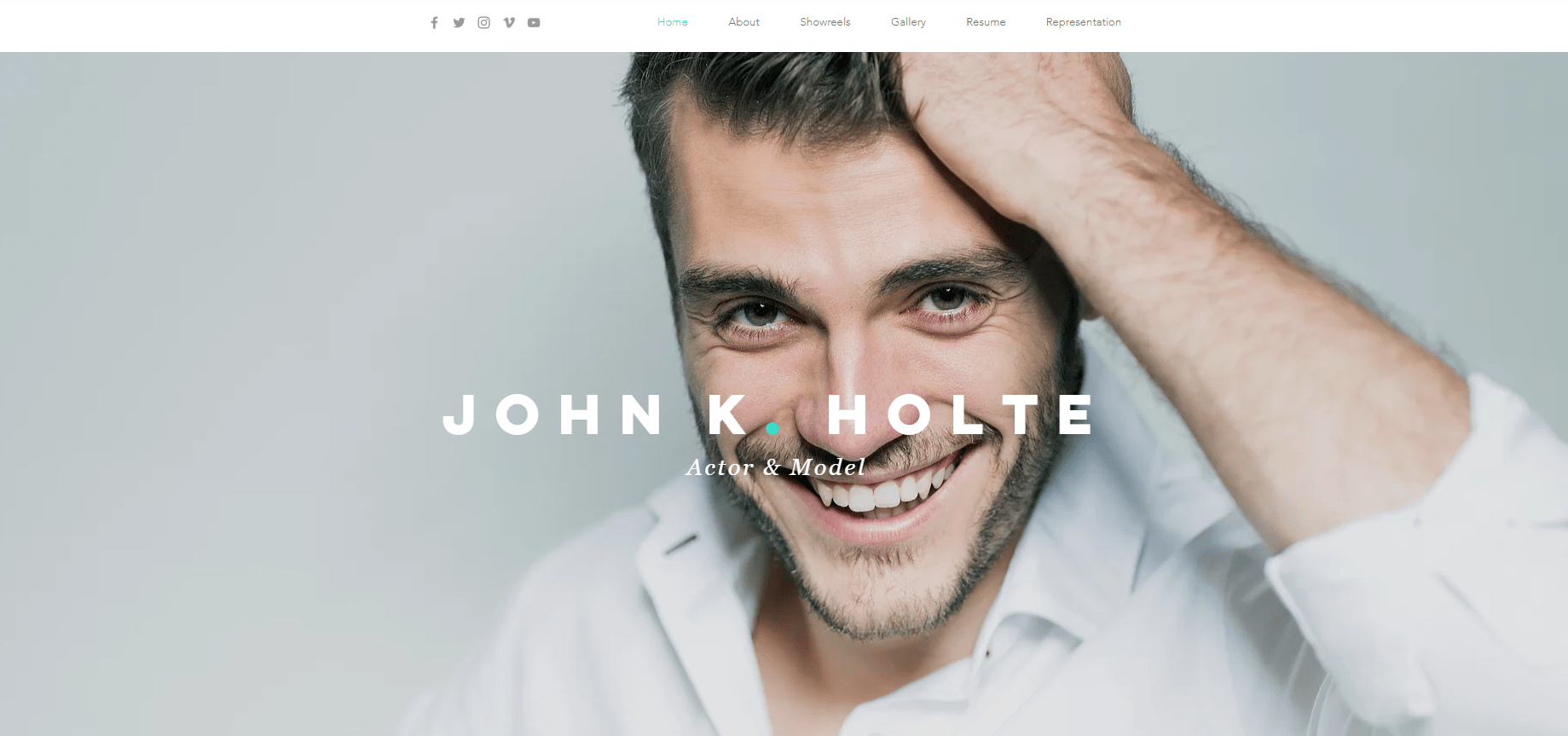 10 Best Wix Templates for Your Portfolio and Resume Website