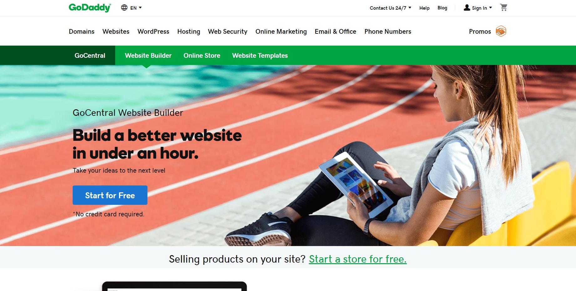 GoDaddy Website Builder Pricing 2020 – Avoid Hidden Costs