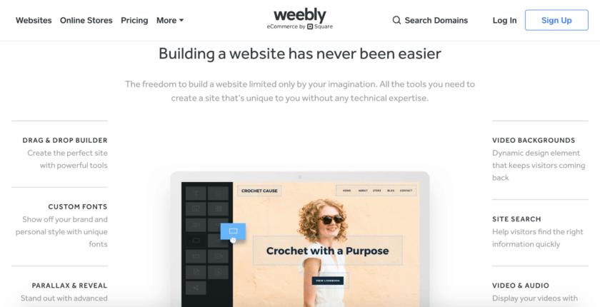 Best Weebly Alternatives - 5 Website Builders Do It Better