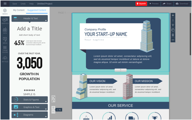 12 Best FREE Tools to Create Infographics (2020 Comparison)
