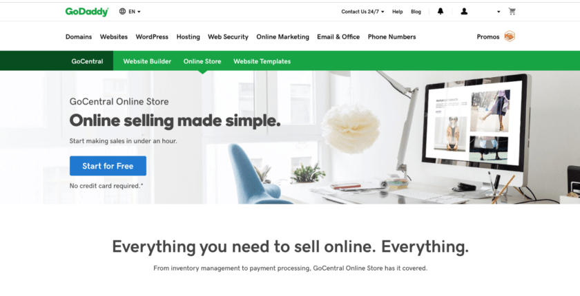 How to Build an Online Store with GoDaddy (2019 EXPERT TIPS)