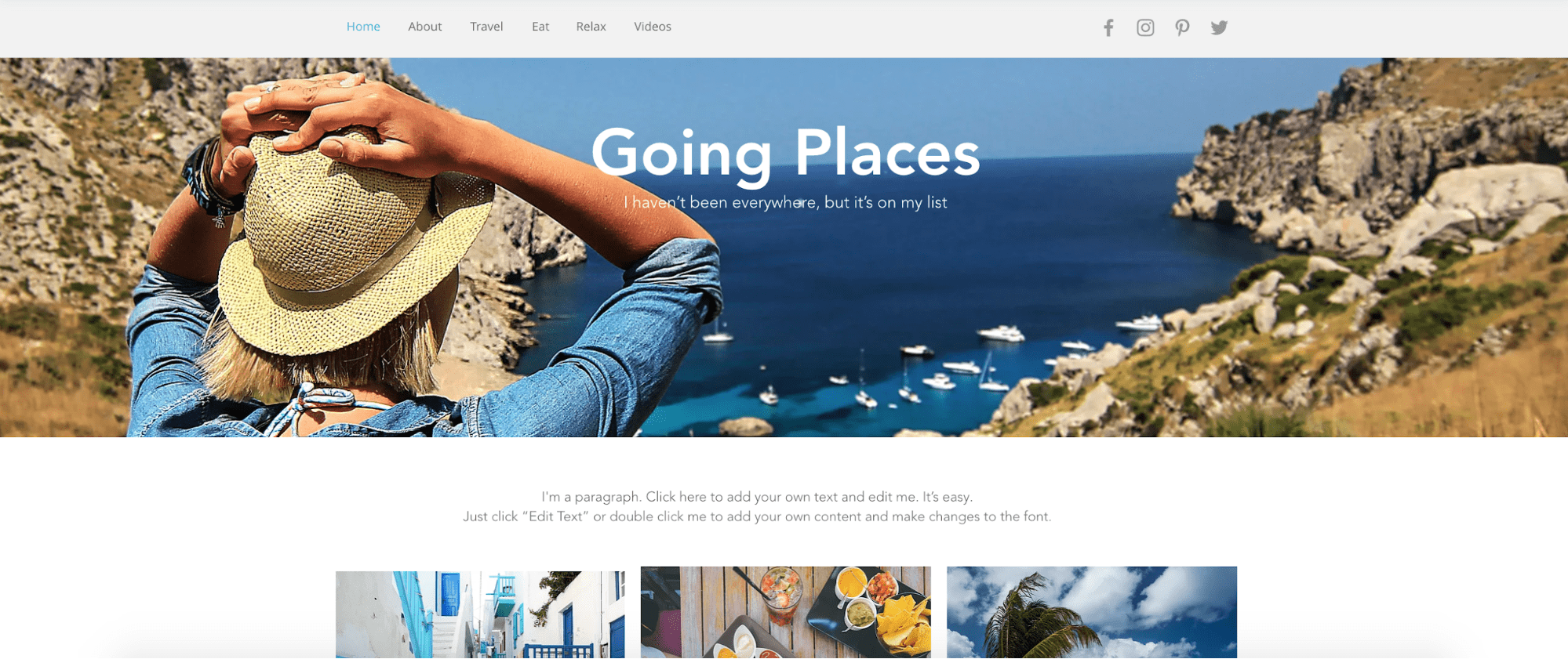 10 Best Wix Templates for Hotels and Travel Websites +Features to Look For