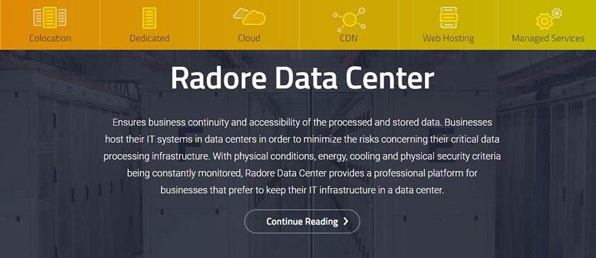 radore-features