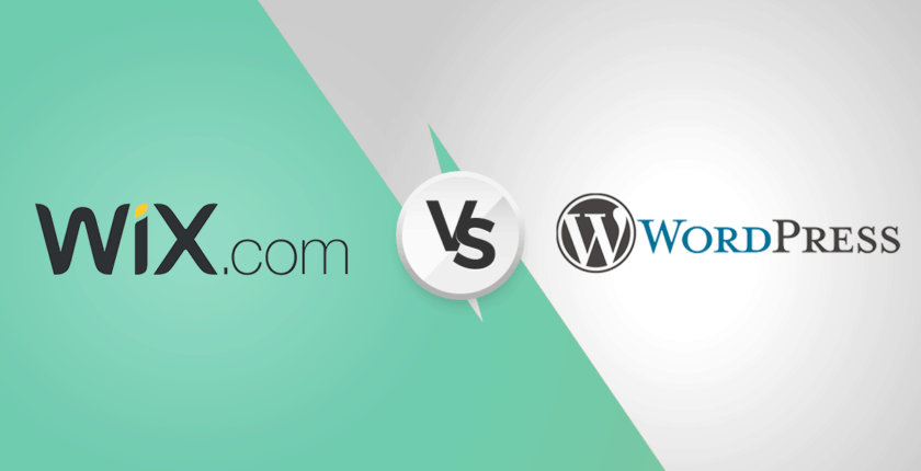 Wix vs WordPress – Who's the Best in 2019?