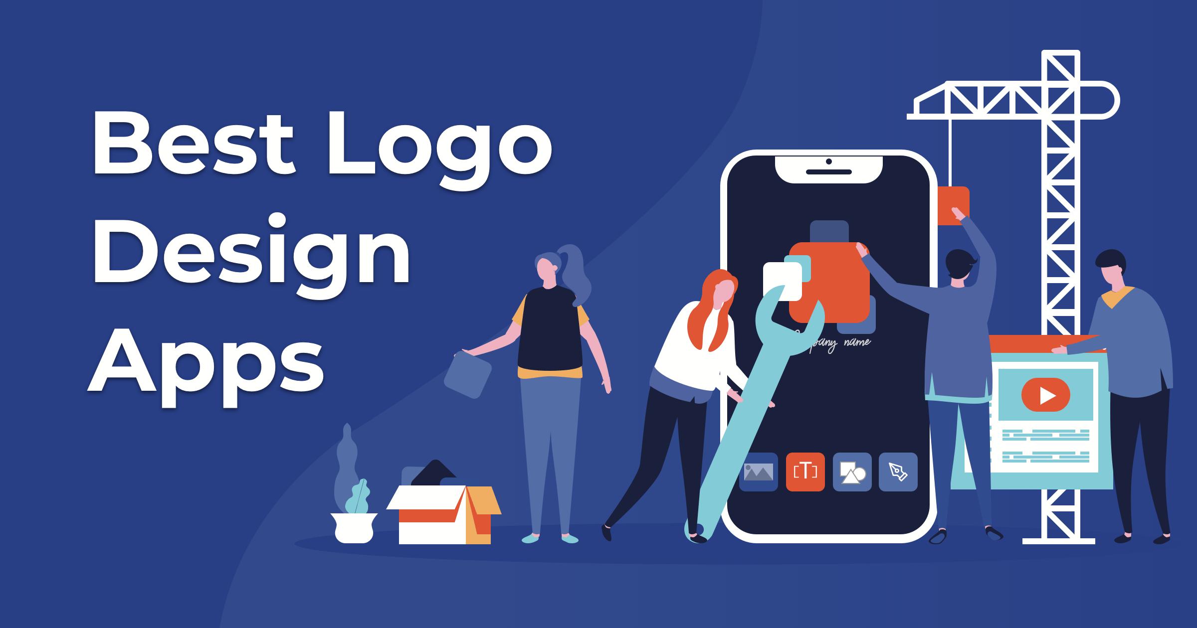 Best Logo Design App: 5 Best Logo Design Mobile Apps for Android 6 iPhone in 2019rh:websiteplanet.com,Design