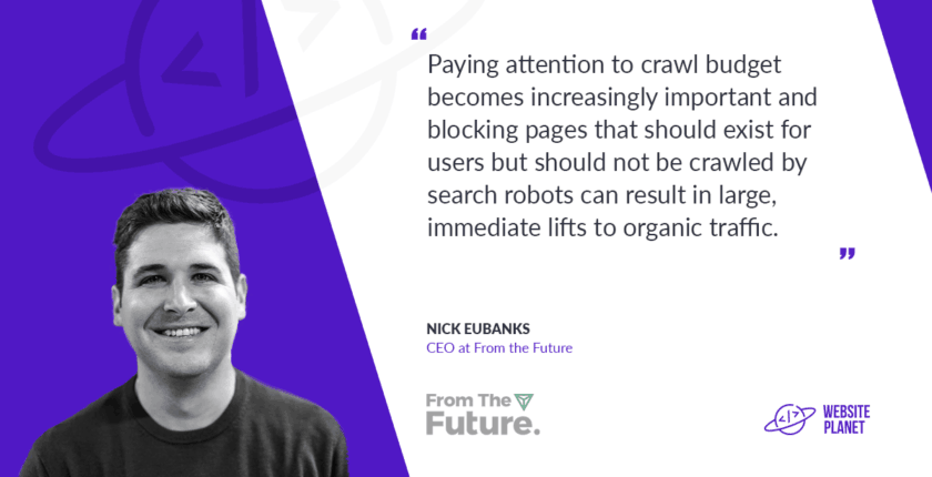 From the Future - Successfully Combining SEO and User Experience