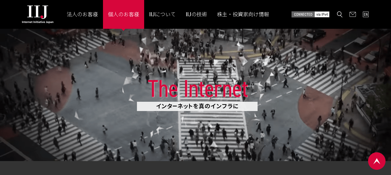 Internet Initiative Japan (IIJ)