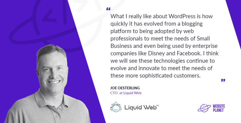 Liquid Web's Targeted Hosting Solutions and Knowledgeable Support Helps Web Professionals Succeed