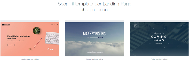 I 10 migliori landing page builder del 2021