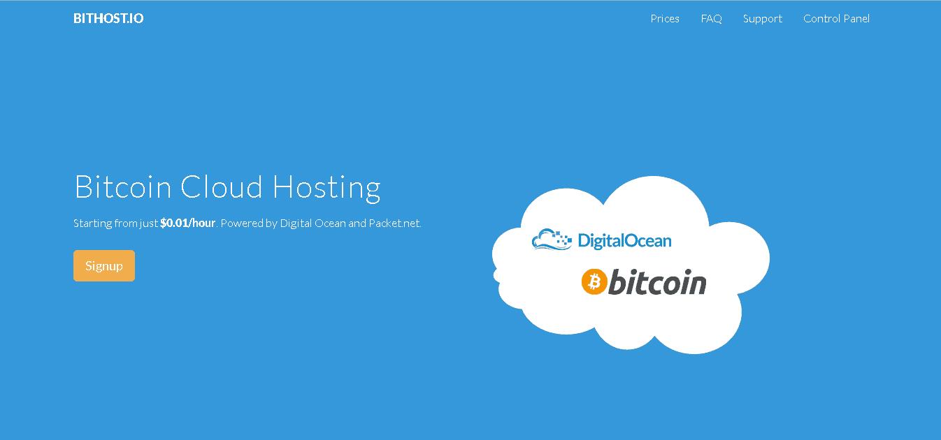 BitHost.io